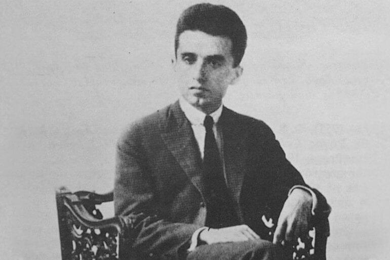 Κώστας Καρυωτάκης, ποιητης-συγγραφέας