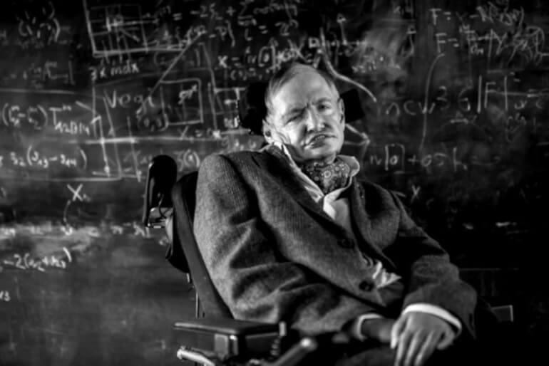 Στίβεν Χόκινγκ (Stephen Hawking)