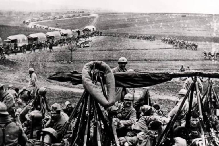 1916 Αρχίζει η Μάχη του Βερντέν