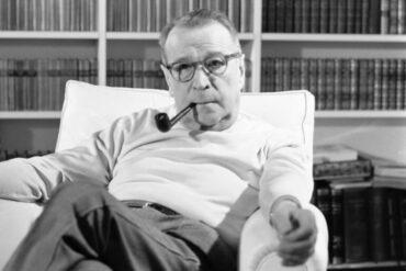 Ζορζ Σιμενόν (Georges Simenon), συγγραφέας, βιογραφια