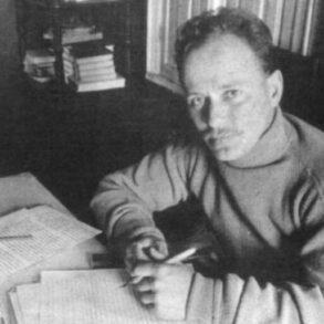 Μιχαήλ Σολόχοφ (Mikhail Aleksandrovich Sholokhov)