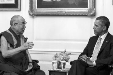 Μπάρακ Ομπάμα - Δαλάι Λάμα