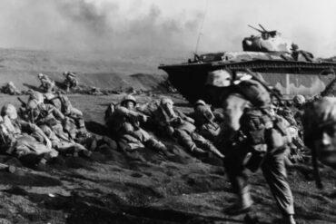 Η Μάχη της Ιβοζίμα