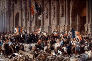 Στις 22 Φεβρουαρίου του 1848 ξεσπά η λεγόμενη «Φεβρουαριανή Επανάσταση»