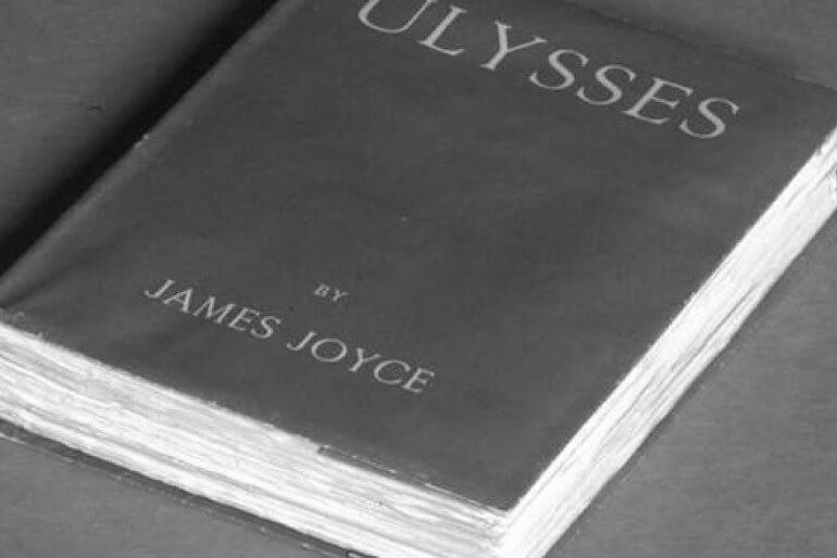 «Οδυσσέας» του Τζέιμς Τζόις