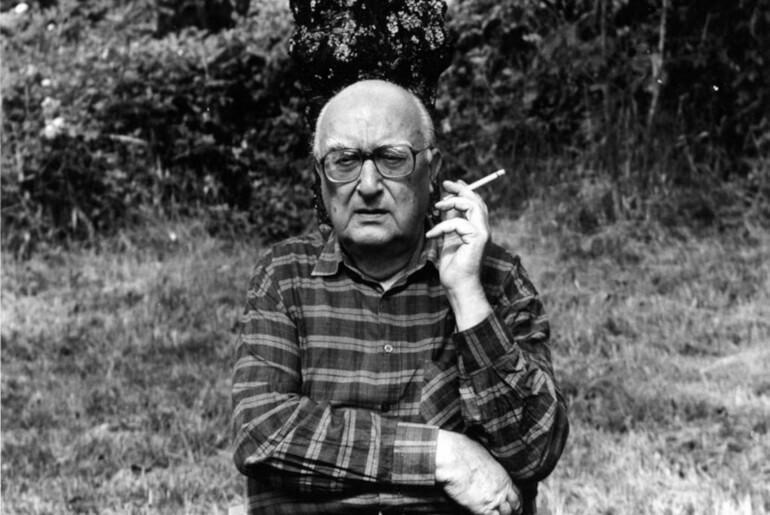 Ο Ιταλός συγγραφέας Αντρέα Καμιλέρι